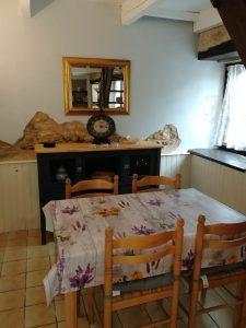 self catering holiday Civray France