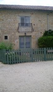 holiday cottage La Buanderie