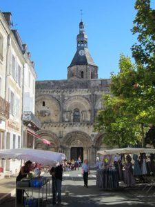 Civray town