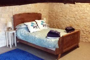 la bergerie double bed