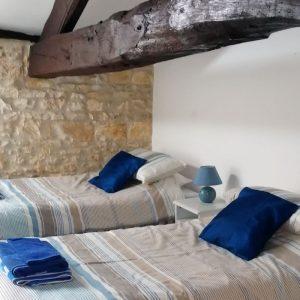 la bergerie twin beds