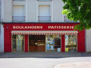 Boulangerie à Civray